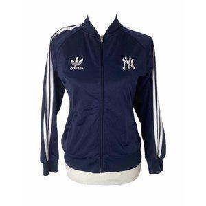 Boy's Large 14 Adidas NY Yankees track Jacket